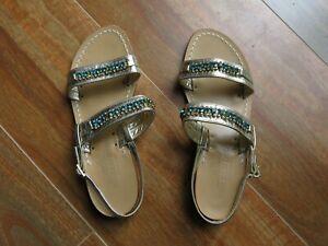 Vero Cuoio Sandals Australia Size 8  Hand Made Exclusive