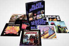BLACK SABBATH 1970 - 1978  THE COMPLETE ALBUMS - 8 CD BOXSET - READ ABOUT IT