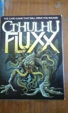 LOONEY LABS #52 CTHULHU FLUXX THE CARD GAME THAT WILL DRIVE YOU INSANE