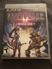 Star Ocean: The Last Hope International (Sony PS3, 2010) Complete-Free Shipping