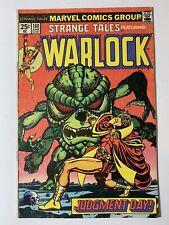 Strange Tales Warlock #180   1st Appearance Gamora MARVEL COMIC MCU 1st Print