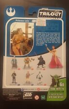 Star Wars Trilogy Collection Princess Leia #33 Proof Card