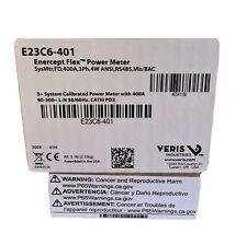 Veris E23C6-401 (System Calibrated Power & Energy Meter)