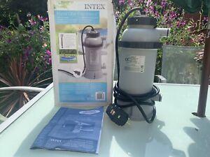 Intex 28684 2.2kw Electric Pool Heater