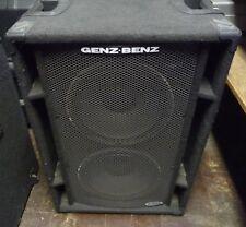 Genz Benz  NEO - X 212T High Efficiency 600 Watt Bass Cabinet **LOCAL PICK UP**