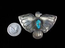 Vintage Navajo Thunderbird Pin