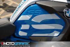 BMW R1200GS Adventure Rallye 2018 Motorcycle Knee Pad Tank Protector Motografix