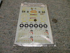 Microscale  decals 1/48 48-90 8th AF Mustang Aces   VVV