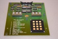 ONE USED RAMSEY ENGINEERING UP MICRO-TECH INTEGRATOR DISPLAY BOARD C07033A-B003.