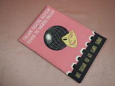 ITALIAN THEATRE REVIEW REVUE DU THEATRE ITALIEN N°6 -1953