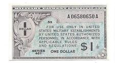 Series 461  1 Dollar $1    GEM  UNC
