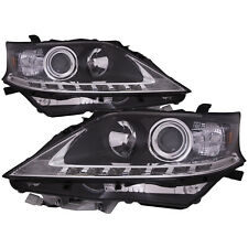 Headlight Set Japan Built Right For 2013 2015 Lexus Rx 350rx 450h Fits 2013 Lexus Rx350
