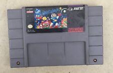 Super Bomberman (Super Nintendo, SNES) Tested GAME ONLY