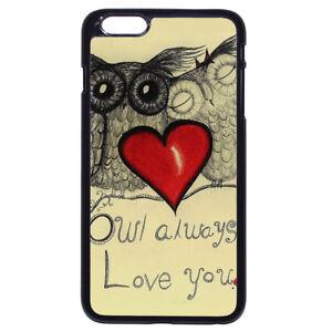 Owl Always Love You For iPhone iPod Samsung LG Motorola SONY HTC HUAWEI Hon Case
