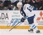 Winnipeg Jets Josh Morrissey Autographed Signed 8x10 Photo COA