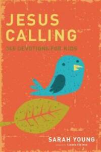 Jesus Calling: 365 Devotions For Kids - Hardcover By Young, Sarah - GOOD