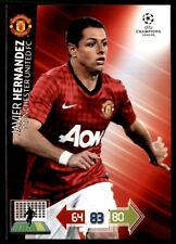 Panini Champions League 2012-2013 Adrenalyn XL Hernandez Manchester United FC