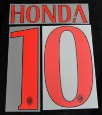 AC Milan Honda 10 Football Shirt Name Number Set Kit Away Serie a 2015  20c2f3177