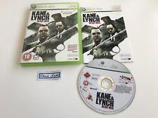 Kane & Lynch Dead Men - Microsoft Xbox 360 - PAL UK - Avec Notice