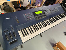 Yamaha EX-5 Synthesizer Workstation Synth With SOME ISSUES READ DESCRIPTION EX5
