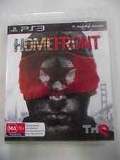 PAL Game PS3 - Homefront - Playstation 3