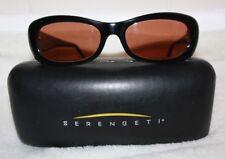 Serengeti Drivers Women's Black 6636 Sunglasses