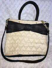 Betsey Johnson Womens Purse Handbag
