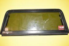 89 Geo Tracker Window Glass Hardtop Rear Door Tailgate OEM