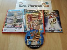 PLAY STATION 2 PS2 BUZZ! EL GRAN CONCURSO MUSICAL COMPLETO PAL ESPAÑA