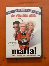 Mafia! DVD with FREE SHIPPING!!!! Like New