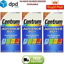Centrum Advance NEW ORIGINAL  50+ - 300 tablets
