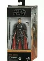 "Star Wars The Black Series The Mandalorian MOFF GIDEON Hasbro 6"" Inch"