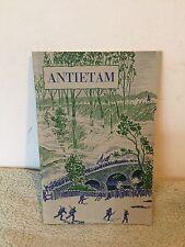 Antietam: National Battlefield Site by Frederick Tilburg (1961) PB