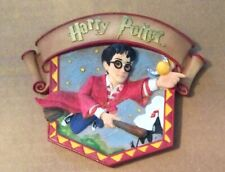 Harry Potter Quidditch Ceramic Figure Hanging Wall Plaque 20000 By Enesco Group