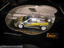 IXO 1:43 FORD FOCUS WRC #24 RALLY ACROPOLIS 2005 HIRVONEN LEHTINEN RAM207 (SHOP)
