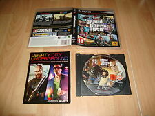 GRAND THEFT AUTO EPISODES FROM LIBERTY CITY PARA LA SONY PS3 USADO COMPLETO