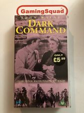 Dark Command VHS Video Retro, Supplied by Gaming Squad