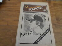 "San Diego Padres Report ""June 10,1979"" Issue#8 - Randy Jones - Free USA Shipping"