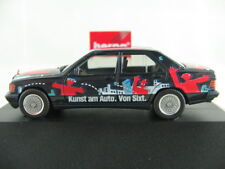"Herpa 180856 Mercedes-Benz 190E (1988) ""Sixt Art Car"" 1:87/H0 NEU/OVP/PC"