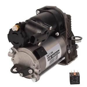 Air Suspension Compressor for Mercedes W164 ML350 ML500 ML63 X164 GL350 GL500