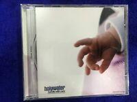 HOLYWATER CD HANDLE WITH CARE GRABADO EN VIGO
