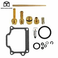 For Suzuki LT80 1987-2006 CARBURETOR Carb Rebuild Kit Repair LT 80 New
