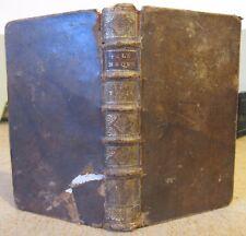FENELON LES AVENTURES DE TELEMAQUE 1712 ADRIAN MOETJENS 4 PLANCHES TOME 2/2