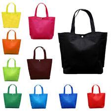 Reusable Shopping Bag Foldable Grocery Handbag Storage Bag Non-Woven Pouch