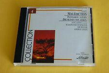 "CD LISZT ""MALÉDICTION"" & 2 FANTAISIES, ANDRAS LIGETI  - JENÖ JANDO / T.B. ÉTAT"