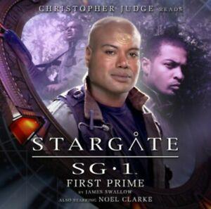 STARGATE SG:1 Big Finish Audio CD #2.1 - FIRST PRIME (Christopher Judge)