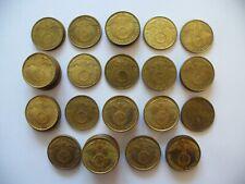Drittes Reich LOT 50 Stück 5 Reichspfennig Cu/Al