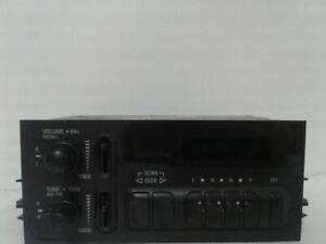 Radio Receiver 02 2002 Chevy Silverado 1500 Part # 15769264