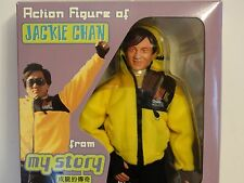 Jackie Chan / My Story / 12 inch Action Figure / 1993 / NEW