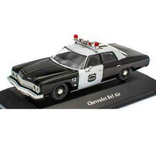 Chevrolet Bel Air Policía police  1:43 coche Atlas Diecast